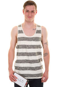 Globe Moonshine Tank-Top (white grey)