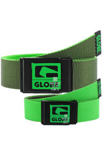 Globe Method Web Gürtel (army lime)