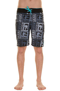 Globe Matrix Bypolar Boardshorts (charcoal)