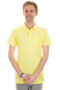 Globe Mitchell Polo-Shirt (acid yellow)