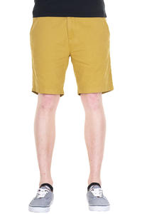 Globe Goodstock Shorts (mustard)