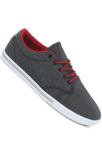 Globe Lighthouse Slim Schuh (black fiery red)