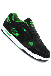Globe Lock Schuh (black moto green white)
