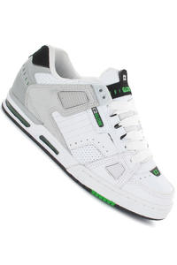 Globe Sabre Schuh (white clacier moto green)
