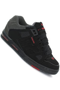 Globe Sabre Schuh (black charcoal red)