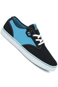 Globe Motley Schuh (black fluoro blue)