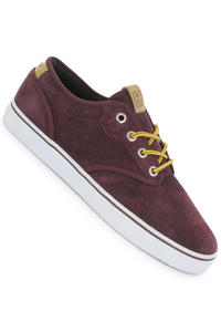 Globe Motley Schuh (burgundy tan)