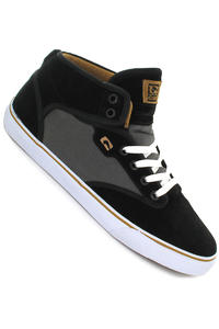 Globe Motley Mid Schuh (black tan)