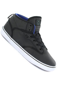 Globe Motley Mid Shoe (black electric blue)