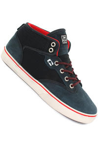 Globe Motley Mid Schuh (black vintage black)