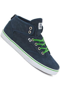Globe Motley Mid Shoe (navy moto green)