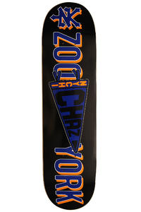 "Zoo York Ortiz NYC Flag 7.75"" Deck (black)"