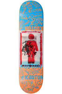 "Girl Koston Recovery 8.25"" Deck (orange blue)"