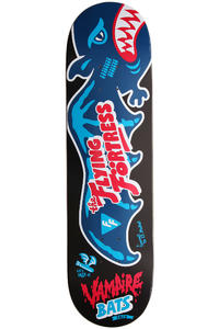 "MOB Skateboards Vampire Bats 8.25"" Deck (blue black)"