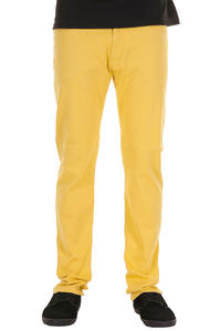 REELL Skin Stretch Jeans (yellow plain)