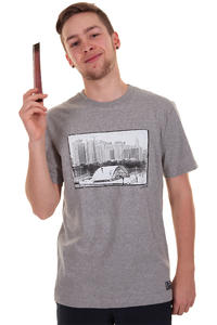 Nike China Dome T-Shirt (dark grey heather)