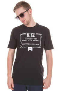 Nike Lock Up T-Shirt (black white)