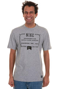 Nike Lock Up T-Shirt (dark grey heather)
