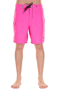 "Hurley One & Only 19"" Boardshorts (neon pink)"