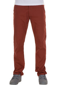 REELL Slim Stretch Pants (rusty brown)