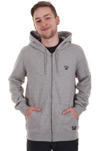Nike Thurman Icon Zip-Hoodie (dark grey heather black)