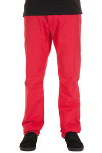 REELL Grip Tapered Pants (coral red)