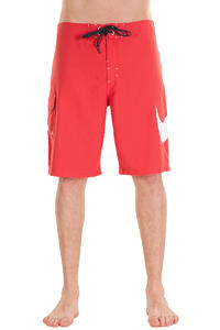 Nike Scout Swoosh Boardshorts (university red white)