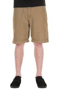 REELL Grip Chino Shorts (dark sand)
