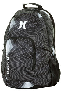 Hurley Mission Backpack (daleck black)