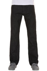 Etnies Straight Fit SP13 Jeans (black)