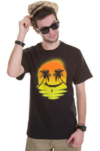 Hurley Say Cheese T-Shirt (black)