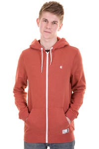 Etnies Classic Zip-Hoodie (rust)