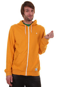 Etnies Classic Zip-Hoodie (gold)