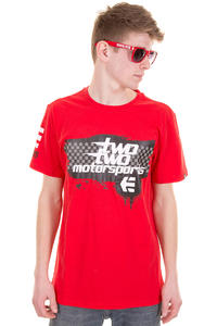 Etnies Box T-Shirt (red)