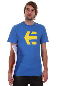 Etnies Icon 13 T-Shirt (royal)