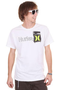 Hurley One &amp; Only Plus T-Shirt (white)