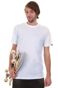 Etnies Double Overhead T-Shirt (white)