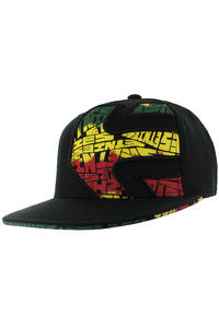 Etnies Chebby FlexFit 210 Cap (black green gold)