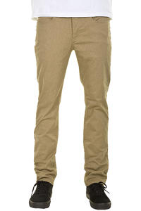 KR3W K Slim Twill Jeans (gold heather)