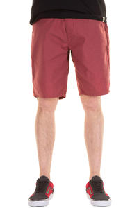 KR3W Navigator Shorts (red)