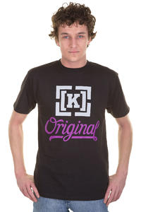 KR3W Original 4 Regular T-Shirt (black)