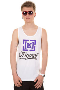 KR3W Original 4 Tank-Top (white)