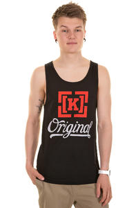 KR3W Original 4 Tank-Top (black)