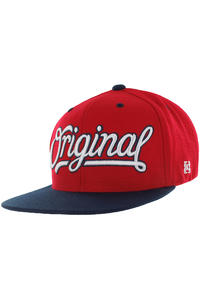 KR3W Original 3 Starter Cap (red)
