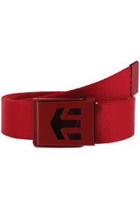 Etnies Staplez Belt (red)