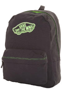 Vans Realm Rucksack girls (black yellow)