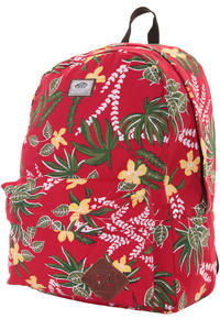 Vans Old Skool II Rucksack (red hawaiian)