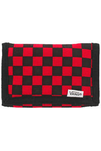 Vans Slipped Wallet (black red)
