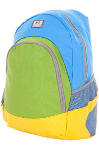 Vans Van Doren Backpack (pear malibu blue lemon chrome)