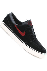 Nike Zoom Stefan Janoski Schuh (black team red sail)